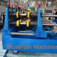 Wholesale 100-600mm Width Cable Tray Cold Roll Forming Machine With Punching Press Machine from china suppliers