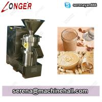 Wholesale Industrial Walnuts Butter Machine|Almond Paste Grinding Machine|Peanut Butter Maker from china suppliers