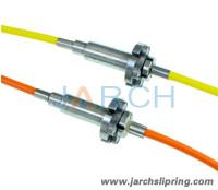 Wholesale 1 Channel FIBER OPTICS ROTARY JOINTS with SC ST LC Connector FIBER OPTIC SLIP RINGS from china suppliers