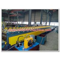 Wholesale Metal Roof Floor Deck Panel Rolling Production Machine with Automatic 5 Tons Steel Coils Decoiler from china suppliers