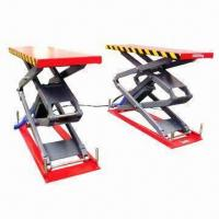 Buy cheap Full Rise Siccor Car Lifts with Multiple Usages for Vehicle Check and Maintenance from wholesalers