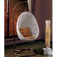 Wholesale 2014 indoor Egg Chair Swing rattan furniture from china suppliers