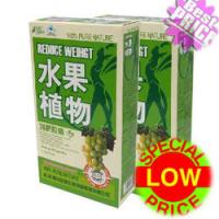 Wholesale Popular slimming diet pills reduce weight fruta planta with golden sticker from china suppliers