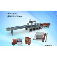 Wholesale High Speed Cosmetic / Food / Medical Automatic Shrink Wrap Machine 220V 50HZ / 60HZ from china suppliers