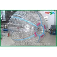 Wholesale Gaint 1.0mm TPU Land Zorb Ball Custom Inflatables Products from china suppliers