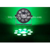 Wholesale 7 / 8 Channel Bar 10 pcs DJ Stage Lights RGB 3 In 1 High Brightness Led Par Light from china suppliers