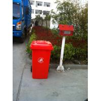 Wholesale cheap waste bins with two wheel from china suppliers