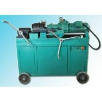 Wholesale Customized 4.0Kw - 5.5Kw 12mm - 50mm Rebar Thread Rolling Machine from china suppliers
