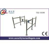 Wholesale Manual pedestrian access control Supermarket Turnstile for Swimming Hall from china suppliers