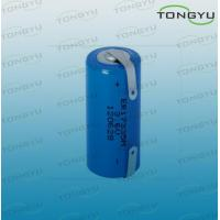 Wholesale 1700mAh ER17335M Li-SOCL2 Lithium Primary Battery, 3.6V Lithium Thionyl Chloride Battery from china suppliers