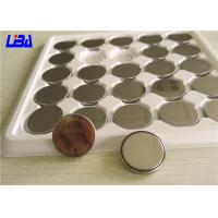 Wholesale Duration 1280h 3v Lithium Battery , High Drain Cr2032 Rechargeable Button Cell Batteries from china suppliers