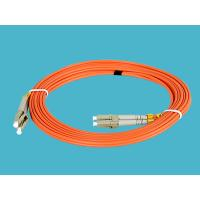 Wholesale LC MM Fiber Optic Patch Cord, SM PC≥ 50dB Return Loss from china suppliers