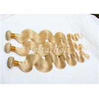 Wholesale Great Length Bleach Blonde Virgin Human Hair Extensions No Terrible Smell from china suppliers