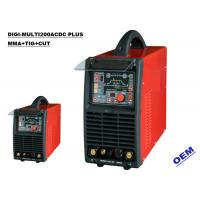 Wholesale Digital AC / DC Pulse 4 In 1 3 in 1 Welding Machine TIG MMA CUT Multi Function from china suppliers