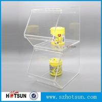 Wholesale Clear Acrylic Candy Box/ Bins/Dispenser/ Container Wholesale from china suppliers