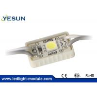 Wholesale Metal Channel Letters Outdoor Led Module , SMD 5050 RGB Led Module Waterproof from china suppliers