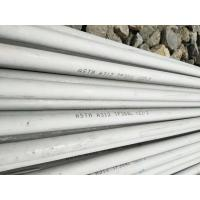 Wholesale ASTM A312 304L/S30403/1.4303 Seamless Stainless Steel Pipe Tube Cutting & Retail SS Pipes from china suppliers