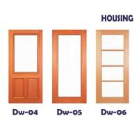 Wholesale Luxury & Nature Timber Composite Doors For Residential Houses from china suppliers