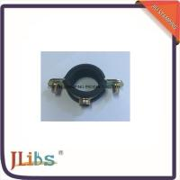 Wholesale 6mm-63mm Size Single Clamp On Pipe Fittings M7 With EPDM Rubber Yellow Zinc Galvanize from china suppliers