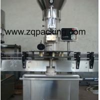 Wholesale Fully Automatic Wine Bottle Corker /Glass bottle Corking Machinery from china suppliers
