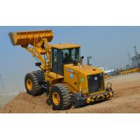 Wholesale High Reliability Mining Wheel Loader , Wheel Loader Excavator Stability from china suppliers