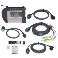 Wholesale MB SD Connect Compact 4 Auto Diagnostic Tools C4 with WiFi from china suppliers