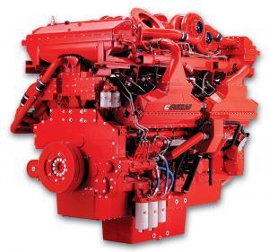 Wholesale QSK60-G8 Cummins Diesel Engine , 1800KW 16 Cylinder Cummins Marine Engines from china suppliers