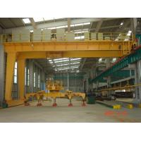 Wholesale LD Electric 16 +16 Ton Low Level Slewing Overhead Crane With Carrier - Beam from china suppliers