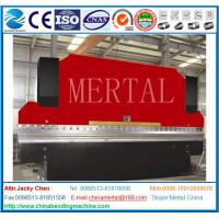 Wholesale Metal Plate Atuomaitic CNC Press Brake Machinery High Efficiency and High Precision from china suppliers