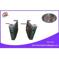 Wholesale Barcode Reader Rotary Tripod Turnstile Gate Systems Bridge Type For Bi Direction from china suppliers