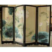 Wholesale Decorative Movable Glass Partitions For Sliding Door , Glass Door from china suppliers