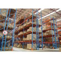 Wholesale High Quality Warehouse Metal Heavy Duty Pallet Racking for Storage from china suppliers