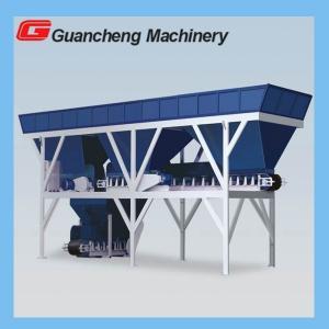 Wholesale Sand Stone Cement Concrete Batch Plant / Automatic Concrete Mixer Plant from china suppliers