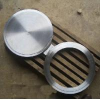 Wholesale EN Stainless Steel Spectacle Blind Flange For Mechanical Parts from china suppliers