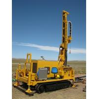 Wholesale Safe Durable Waterwell Drilling Rig With Full Hydraulic Rotaray Head from china suppliers