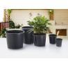 Buy cheap 2 gallon pot , black nursery pot from wholesalers
