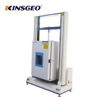 Quality AC220V/50HZ High-low temperature and humidity tensile testing machine With Panasonic AC servo motor for sale