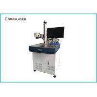 Buy cheap 110*110mm 10w 20w Co2 Laser Marking Machine For PVC Pipe Plastic Fabric Surface Marking from wholesalers
