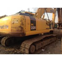 Wholesale Used Japan Komatsu PC220-7 Excavator,Used Komatsu Excavator PC220-7 Best Price from china suppliers