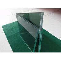 Quality 10mm / 12mm Tinted frosted Laminated Tempered Glass For Balustrade / Balcony for sale