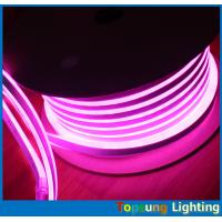 Wholesale good quality 10*18mm UV resistance 164'(50m) spool ultra-slim Palm tree neon light from china suppliers