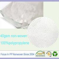 Wholesale Dot Style and Anti-Pull Waterproof nonwoven disposable pillow case from china suppliers