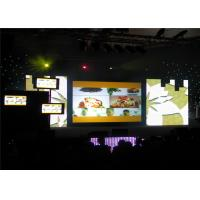 Quality P4 Indoor Full Color Led Display , HD LED Screen For Wedding / Party / Activities Stage for sale