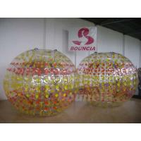 Wholesale 0.8mm PVC Inflatable Zorb Ball For Children Or Adult from china suppliers