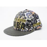 Wholesale Cotton Youth Fitted Baseball Caps Snapback 6 Panel Colorful Customized from china suppliers