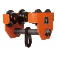 Wholesale TP 0.5 Ton Steel Forged Electric Hoist Trolley , Factory Warehouse Lifting Beam Trolley from china suppliers