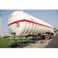 Wholesale SHENGRUN OEM LNG Semi Trailer Transportation FOR Liquefied natural gas from china suppliers