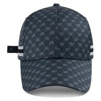 Wholesale 57cm 5 Panel Baseball Cap With Sublimation Printing from china suppliers