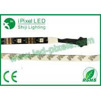 Wholesale Hot Selling DC5V 18W 5m/roll 60pixels&60leds/m APA102 digital addressable led strip with black or white PCB from china suppliers