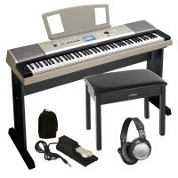 Wholesale Yamaha YPG-535 Portable Grand Keyboard COMPLETE HOME BUNDLE from china suppliers